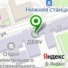 Местоположение компании Макетика