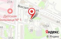 Схема проезда до компании Мк-Дизайн во Владивостоке
