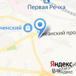 Эврика Плюс на карте Владивостока