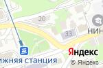 Схема проезда до компании DeshnerDesign во Владивостоке
