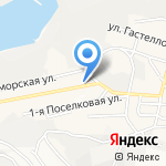 Отделение почтовой связи №63 на карте Владивостока