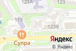Схема проезда до компании Мыс Красный во Владивостоке