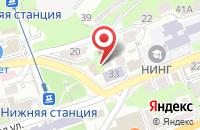 Схема проезда до компании Издательский Дом «Партнер» во Владивостоке