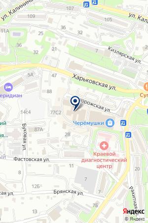 СИМ ДЕКОР на карте Владивостока