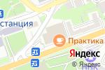 Схема проезда до компании Мекка во Владивостоке