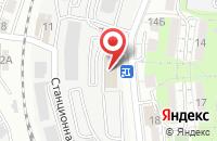 Схема проезда до компании Автовлад во Владивостоке