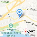ДВСК Гарант на карте Владивостока