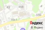 Схема проезда до компании ВОА во Владивостоке