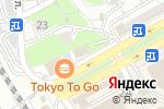 Схема проезда до компании БАЛАНС ПЛЮС во Владивостоке