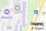 Схема проезда до компании ВГУЭС во Владивостоке