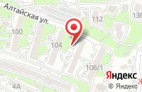 Схема проезда до компании Консультационное, Информационное и Посредническое Агентство «Дело» во Владивостоке