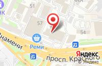 Схема проезда до компании Издательство «Валентин» во Владивостоке