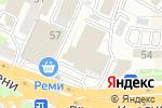 Схема проезда до компании Райтекс во Владивостоке
