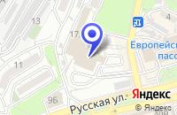 Схема проезда до компании ТЕХНОПРИМ во Владивостоке