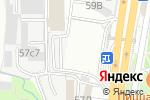 Схема проезда до компании Максим во Владивостоке