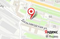 Схема проезда до компании Издательство Восток во Владивостоке