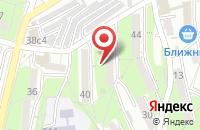 Схема проезда до компании Центр Содействия Развитию Сознания Человека во Владивостоке