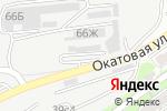 Схема проезда до компании Анкер Авто во Владивостоке