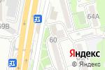 Схема проезда до компании Мегуми во Владивостоке