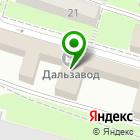 Местоположение компании Востокпроектверфь