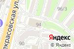 Схема проезда до компании Чистольон во Владивостоке