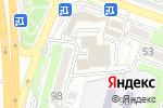 Схема проезда до компании Танцевальный магазин во Владивостоке