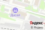 Схема проезда до компании Ханкай во Владивостоке