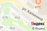 Схема проезда до компании Парус во Владивостоке