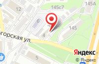 Схема проезда до компании Медфорум М во Владивостоке