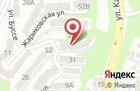 Схема проезда до компании Приморский Научно-Методический Центр «Интео» во Владивостоке