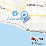 Чемпион-Логистик на карте Владивостока