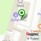 Местоположение компании Евродом