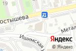 Схема проезда до компании Мастерская красоты во Владивостоке