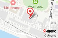 Схема проезда до компании Митра во Владивостоке