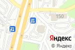 Схема проезда до компании Coral Travel во Владивостоке