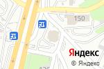 Схема проезда до компании СемьСот во Владивостоке