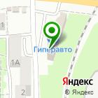 Местоположение компании Автошкола ПРОФИ ЦЕНТР