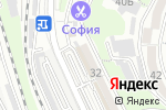 Схема проезда до компании Сан Сити во Владивостоке