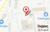 Схема проезда до компании Крепость в Уссурийске