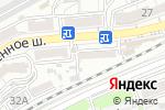 Схема проезда до компании Мицубиси во Владивостоке