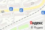 Схема проезда до компании Маленькая Япония во Владивостоке