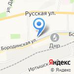 Храм Святых Равноапостольных Кирилла и Мефодия на карте Владивостока