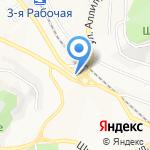 Банкомат на карте Владивостока