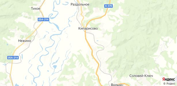 Кипарисово-2 на карте
