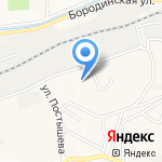 Дана на карте Владивостока
