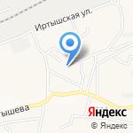 Гарант на карте Владивостока