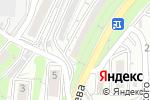 Схема проезда до компании Форленд ДВ во Владивостоке