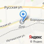ЗИП на карте Владивостока