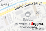 Схема проезда до компании Соната во Владивостоке