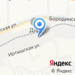Техавтоконтроль на карте Владивостока